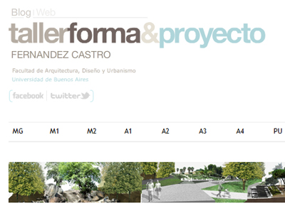 Taller F&P | Blog